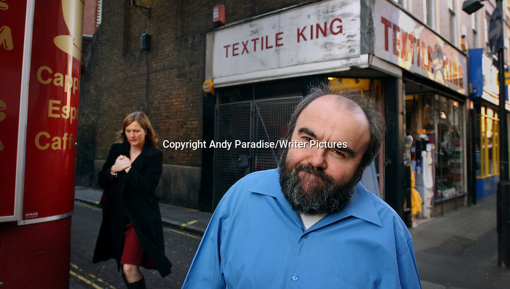Script writer Andy Hamilton<br /> <br /> Copyright Andy Paradise/Writer Pictures <br /> contact +44 (0)20 8241 0039 <br /> sales@writerpictures.com <br /> www.writerpictures.com