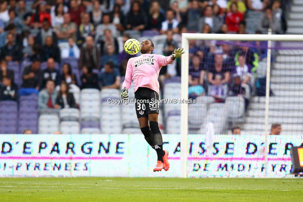 Ali Ahamada - 25.04.2015 - Toulouse / Nantes - 34eme journee de Ligue 1<br />Photo : Manuel Blondeau / Icon Sport