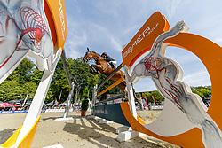 HINNERS Sophie (GER), Vittorio 8<br /> Paderborn - OWL Challenge 5. Etappe BEMER Riders Tour 2019<br /> Großer Preis von Paderborn (CSI3*)<br /> Springprüfung mit 2 Umläufen, international <br /> BEMER Riders Tour, Wertungsprüfung 5. Etappe <br /> 15. September 2019<br /> © www.sportfotos-lafrentz.de/Stefan Lafrentz