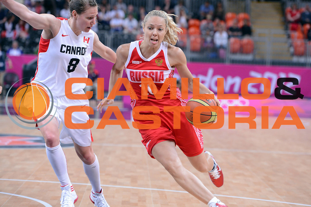 DESCRIZIONE : London Londra Olympic Games Olimpiadi 2012 Women Preliminary Round Canada Russia<br /> GIOCATORE : Ilona Korstin<br /> CATEGORIA : Palleggio<br /> SQUADRA : Russia<br /> EVENTO : Olympic Games Olimpiadi 2012<br /> GARA : Canada Russia<br /> DATA : 28/07/2012 <br /> SPORT : Pallacanestro <br /> AUTORE : Agenzia Ciamillo-Castoria/GiulioCiamillo<br /> Galleria : London Londra Olympic Games Olimpiadi 2012 <br /> Fotonotizia : London Londra Olympic Games Olimpiadi 2012 Women Preliminary Round Canada Russia<br /> Predefinita :