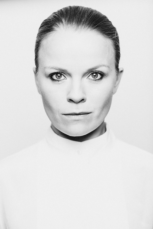 Actress Signe Egholm Olsen. Photo by HEIN Photography