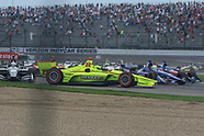 Indycar Grand Prix - Course - Indianapolis - 12 May 2018