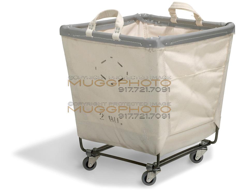laundry cart on wheels