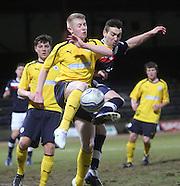 01-04-2013 Dundee v Falkirk under 20s