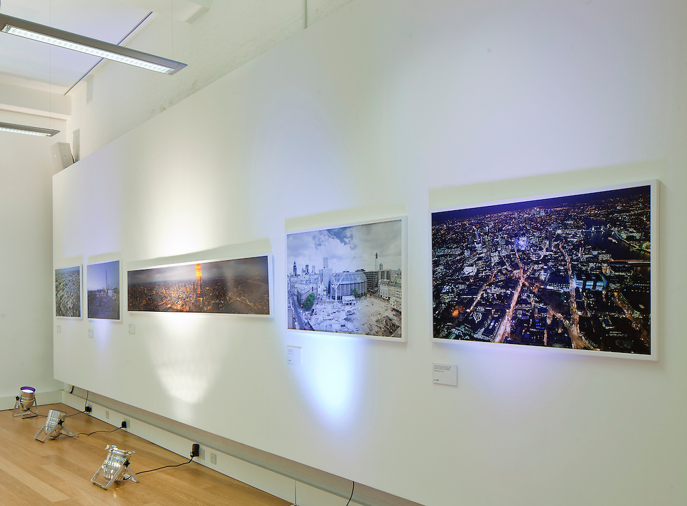 Love London Exhibition with images by Andy Spain