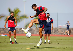 Marlon Pack of Bristol City shoots during training - Mandatory by-line: Matt McNulty/JMP - 18/07/2017 - FOOTBALL - Tenerife Top Training Centre - Costa Adeje, Tenerife - Pre-Season Training
