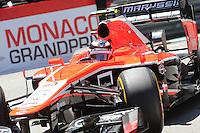 MOTORSPORT - F1 2013 - GRAND PRIX OF MONACO / GRAND PRIX DE MONACO - MONTE CARLO (MON) - 23 TO 26/05/2013 - PHOTO ALEXANDRE GUILLAUMOT / DPPI - 23 CHILTON MAX (GBR) MARUSSIA MR02 - ACTION