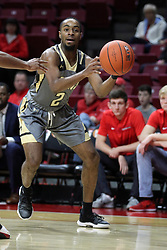 NORMAL, IL - November 24:  Brad Newman during a college basketball game between the ISU Redbirds  and the Lindenwood Lions on November 24 2018 at Redbird Arena in Normal, IL. (Photo by Alan Look)