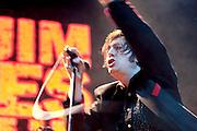 The Jim Jones revue performing  at Arena  Club in Madrid