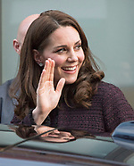 Kate Middleton Attends Community Christmas Party 2