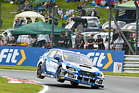 #116 Ashley Sutton Adrian Flux Subaru Racing Subaru Levorg GT  during BTCC Rounds 13,14 and 15 at Oulton Park, Little Budworth, Cheshire, United Kingdom. June 30 2019. World Copyright Peter Taylor/PSP. Copy of publication required for printed pictures.