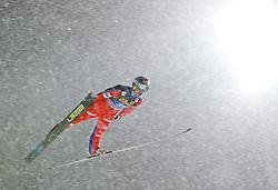 30.12.2011, Schattenbergschanze / Erdinger Arena, GER, Vierschanzentournee, FIS Weldcup, Wettkampf, Ski Springen, im Bild Johan Remen Evensen (NOR) // Johan Remen Evensen of Norway during the competition of FIS World Cup Ski Jumping in Oberstdorf, Germany on 2011/12/30. EXPA Pictures © 2011, PhotoCredit: EXPA/ P.Rinderer
