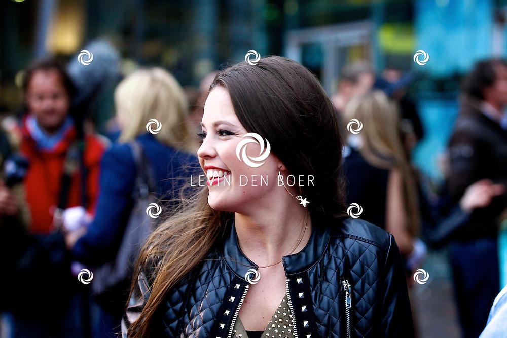 AMSTERDAM - Bij Pathe ArenA is de film 'Fast & Furious 6' in premiere gegaan. Met op de foto  Robin Martens. FOTO LEVIN DEN BOER - PERSFOTO.NU