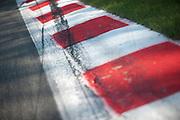September 13, 2010: Autodromo Nazionale di Monza curb detail