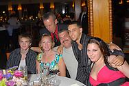 6/25/10 8:57:32 PM -- Philadelphia, Pa. U.S.A. -- Lauren & Joe - June 25, 2010 --  Photo by William Thomas Cain/cainimages.com