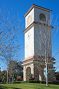 YMCA Clock Tower in Mission Viejo