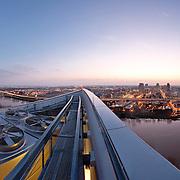 Landscapes & Scenic Photography, Tower Bridge, I Street Bridge, Professional Photographer Bill Maho