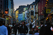 The main street f Galway is Quay street
