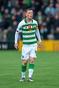 Callum McGregor (#42) of Celtic FC during the Ladbrokes Scottish Premiership match between Livingston FC and Celtic FC at The Tony Macaroni Arena, Livingston, Scotland on 6 October 2019.