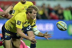 October 28, 2017 - Clermont-Ferrand - Stade Marcel, France - Aurelien Rougerie  (Credit Image: © Panoramic via ZUMA Press)