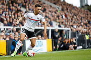 Fulham defender Ryan Fredericks (2) during the EFL Sky Bet Championship match between Fulham and Wolverhampton Wanderers at Craven Cottage, London, England on 18 March 2017. Photo by Andy Walter.