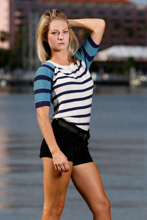 Portfolio shoot of Haylee Dennis, by Mike Carlson Photography