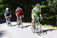 Manuel Bongiorno Francesco - Bardiani Csf - 28.05.2015 - Tour d'Italie - Etape 18 : Melide / Verbania <br />Photo : Pool / Sirotti / Icon Sport