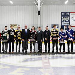 OJHL Awards 2014-2105
