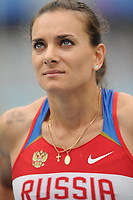 ATHLETICS - IAAF WORLD CHAMPIONSHIPS 2011 - DAEGU (KOR) - DAY 2 - 28/08/2011 - PHOTO : STEPHANE KEMPINAIRE / KMSP / DPPI - <br /> POLE VAULT - WOMEN - QUALIFICATION - YELENA ISINBAEVA (RUS)
