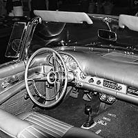 Vintage Ford Thunderbird.