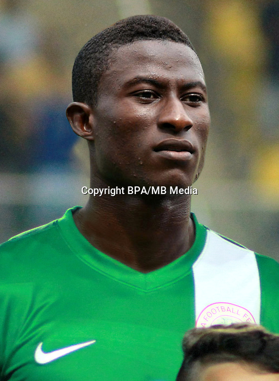 Fifa Men&acute;s Tournament - Olympic Games Rio 2016 - <br /> Nigeria National Team - <br /> Usman Mohammed