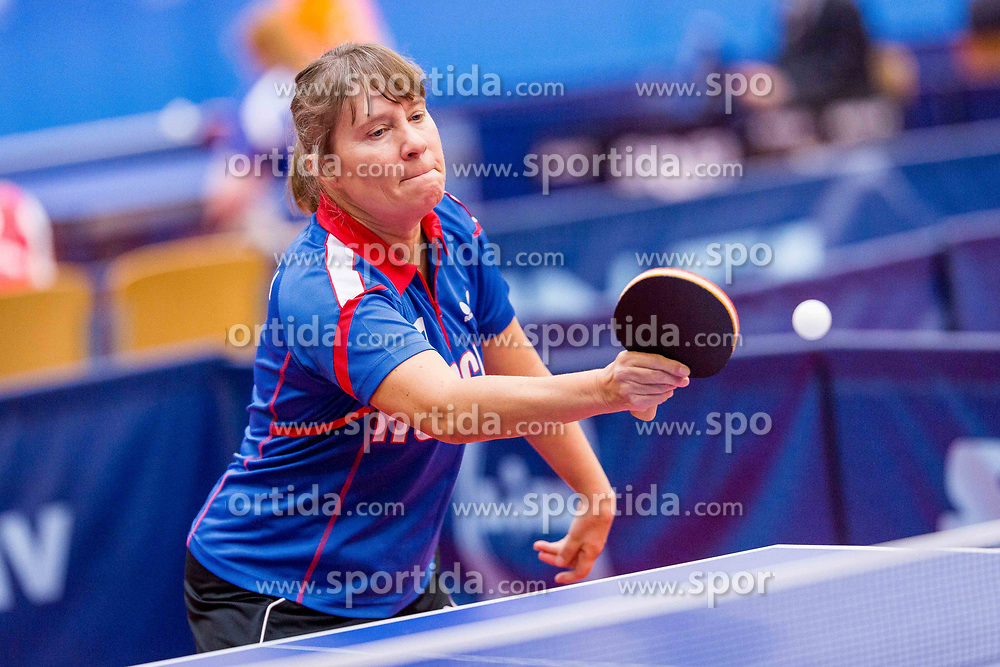 CHEBANIKA Raisa during day 2 of 15th EPINT tournament - European Table Tennis Championships for the Disabled 2017, at Arena Tri Lilije, Lasko, Slovenia, on September 29, 2017. Photo by Ziga Zupan / Sportida
