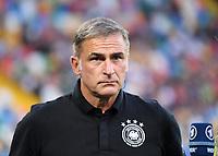 FUSSBALL UEFA U21-EUROPAMEISTERSCHAFT 2019 in Italien  Deutschland - Daenemark    17.06.2019 Trainer Stefan Kuntz (Deutschland)