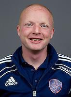 UTRECHT - Coach  Kai de Jager, Nederlands Meisjes B. Foto Koen Suyk