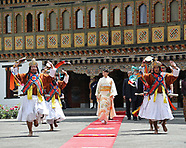 Princess Mako Of Japan Visits Bhutan