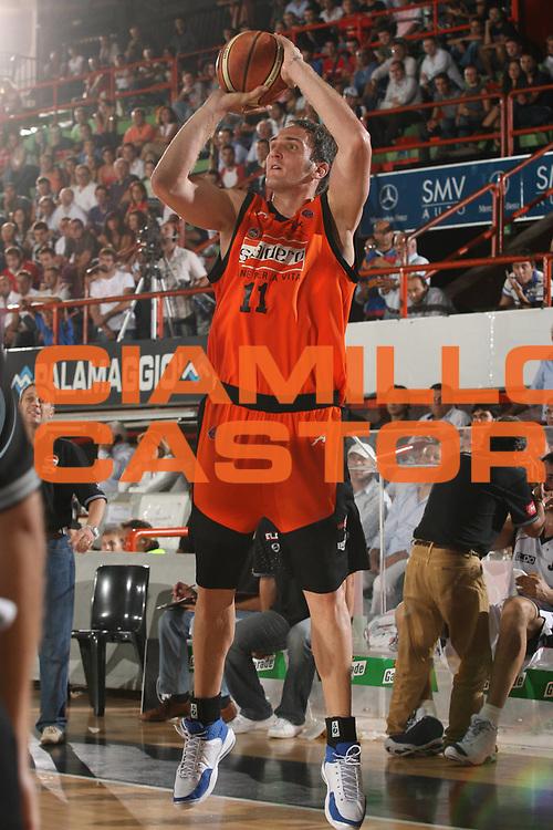 DESCRIZIONE : Caserta Lega A1 2007-08 Torneo Citt&agrave; di Caserta Pepsi Caserta Snaidero Udine<br /> GIOCATORE : Sven Schultze<br /> SQUADRA : Snaidero Udine<br /> EVENTO : Campionato Lega A1 2007-2008 <br /> GARA : Pepsi Caserta Snaidero Udine<br /> DATA : 16/09/2007 <br /> CATEGORIA : Tiro<br /> SPORT : Pallacanestro <br /> AUTORE : Agenzia Ciamillo-Castoria/M.Marchi