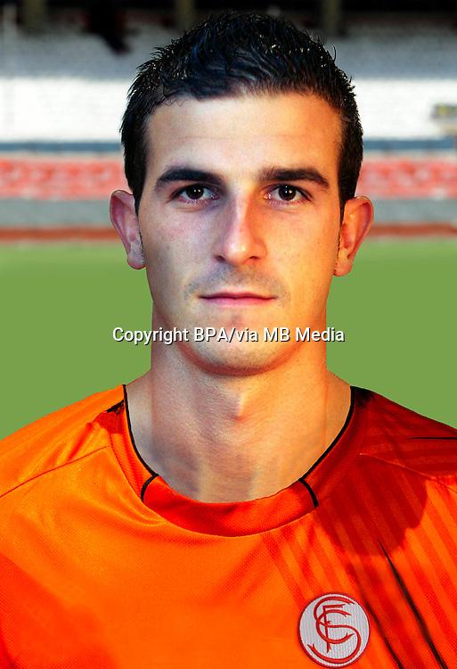 Javi Varas ( Sevilla FC )