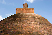 Anuradhapura is one of the ancient capitals of Sri Lanka, famous for its well-preserved ruins of ancient Lankan civilization.<br /> <br /> The city, now a UNESCO World Heritage Site, lies 205 km north of the current capital Colombo in Sri Lanka's North Central Province, on the banks of the historic Malvathu Oya.