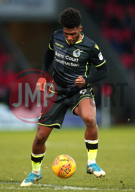 Ellis Harrison of Bristol Rovers - Mandatory by-line: Robbie Stephenson/JMP - 27/01/2018 - FOOTBALL - The Keepmoat Stadium - Doncaster, England - Doncaster Rovers v Bristol Rovers - Sky Bet League One