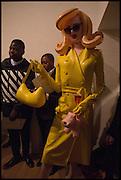 PANDEMONIA, Sorapol Ollin Atelier and Pret a Porter Presentation. Strand Gallery.  32 john Adam St. WC2. London. 20 February 2015