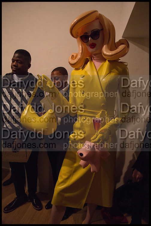 PANDEMONIA, Sorapol Ollin Atelier and Pret a Porter Presentation. Strand Gallery.  32 john Adam St. WC2. London. 20 February 2015