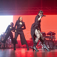 Cuban-American singer and songwriter Camila Cabello in concert at The O2 Academy, Glasgow, Great Britain 5th June 2018