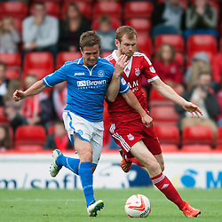 Aberdeen v St Johnstone | Scottish Premiership | 31 August 2013
