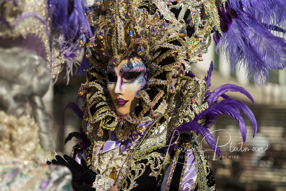 Venice Carnival Feb 2018