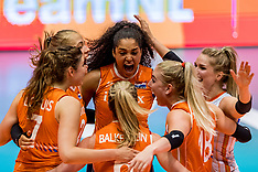 20180607 NED: Volleyball Nations League Netherlands - Serbia, Rotterdam