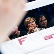 CRO/Zagreb/20130315- K1 WGP Finale Zagreb, moeder Branca Lokas