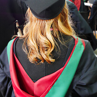FREE IMAGE-NO REPRO FEE. Graduations UCC October 30th 2014. Photo by Tomas Tyner, UCC.