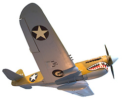 Curtiss P-40 Warhawk
