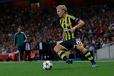20130828 ENG, UEFA CL Qualifikation, FC Arsenal vs Fenerbahce Istanbul