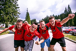 Oviratlon 2019, on the 6th of July 2019, Pokljuka, Slovenia. Photo by Matic Ritonja / Sportida